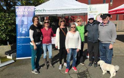 Reach Shredding Fundraiser Raises $3215