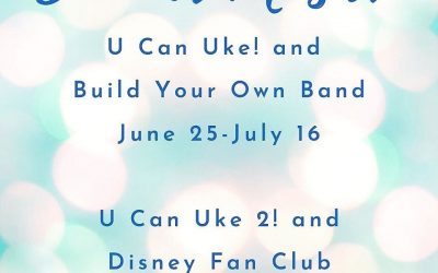 Summer Music Therapy Virtual Groups