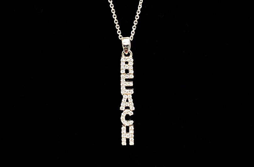 REACH Rocks Diamond Pendant & 50/50 Raffle