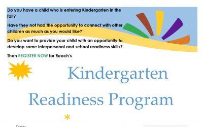Preschool North Readiness Program July 2021