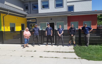 Premium Fencing Donates to REACH Preschool South